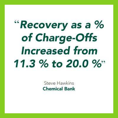 Banking strategies for growth quote Chemical Bank.